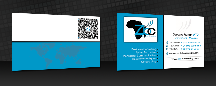 Carte De Visite ZBC Consulting